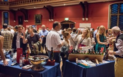 Georgian Wine at the Oxford Wine Festival, 2018